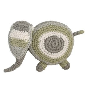 fair and cute olifant mixed olive green
