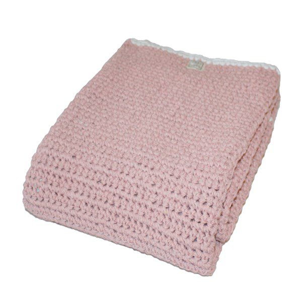 ledikantdeken fair and_cute mamas4mamas light pink
