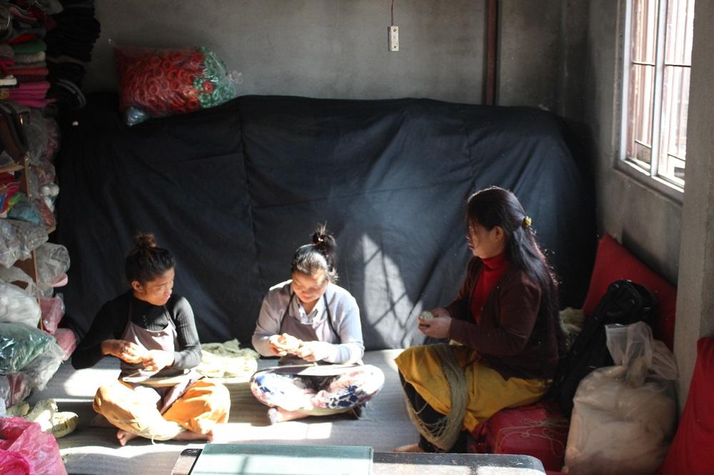 fair and cute mamas nepal